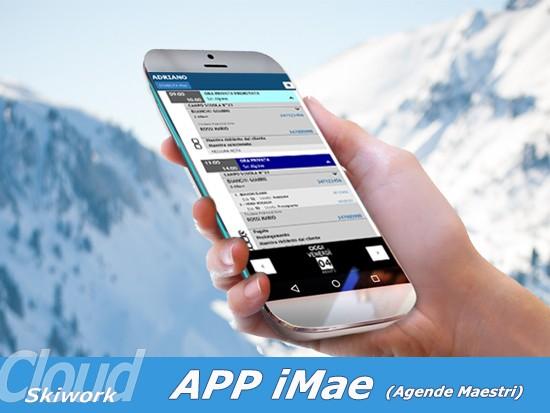 3. APP iMae