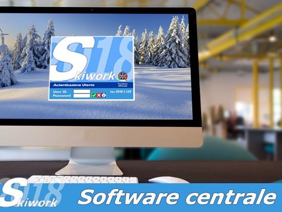 1. Skiwork – Software Centro Prenotazioni